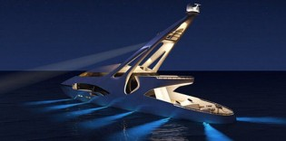 View large version of image: Schopfer Yachts Introduces New Yacht Concept