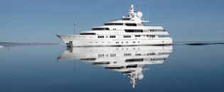 View large version of image: Lurssen Motor Yacht Apoise To Be Auctioned