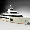 The 138' Vripack Expedition Vessel unveiled