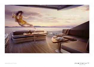 View large version of image: Azimut Yachts Has Announced The New Azimut Grande Yachts Division