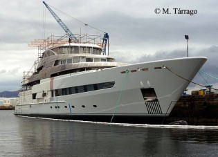 View large version of image: 73m Expedition Superyacht PEGASO to Explore the Oceans in Luxury