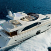 Master of Elegance - the Ferretti 740 luxury motor yacht