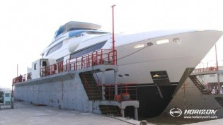 View large version of image: Horizon Yachts Presents Superyacht Antithesis