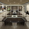 Hurricane Run Superyacht Interior
