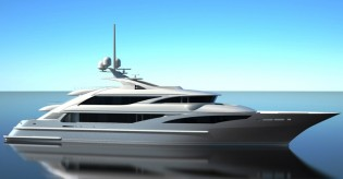 View large version of image: ISA Supryachts Announce The Sale of a 50m New Build Yacht