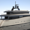 Leviathan Superyacht designed by 2pixel