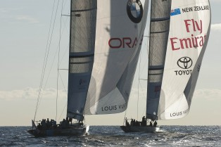 View large version of image: SailWorld News: The Louis Vuitton Trophy in Auckland & Will Alinghi be let off?