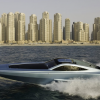 XSMG Marine shows - Luxury Power Boat XSR 48 at the Dubai International Boat Show