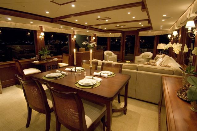 Argonautica custom yacht interiors superyachts news for Yacht interior design decoration