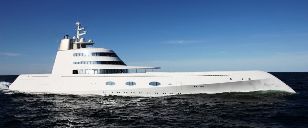 View large version of image: Yacht A - Profile Photo