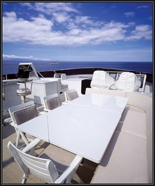 Murray Custom Collection  - Quality Hand-Made Deck Furniture for your yacht