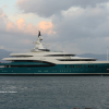 Yacht SUNRAYS  - Oceanco's Y705  Superyacht  completed.