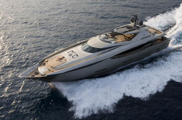 View large version of image: PERI 37 - Contract signed by Peri Yachts for a new Peri 37 to be delivered in June 2010.