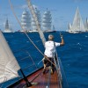 Perini Navi at the Saint Barths Bucket Regatta 2010