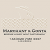MARCHANT & GONTA  - bespoke Luxury Yacht Photography