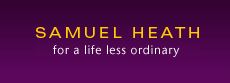 SAMUEL HEATH - luxury designer bathroom and kitchen fittings for your yacht