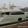 FERRETTI 800  -  sea test preview