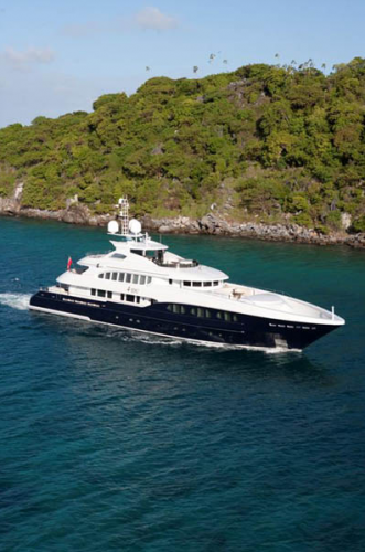 View large version of image: Heesen's 4YOU - Luxury Super Yacht