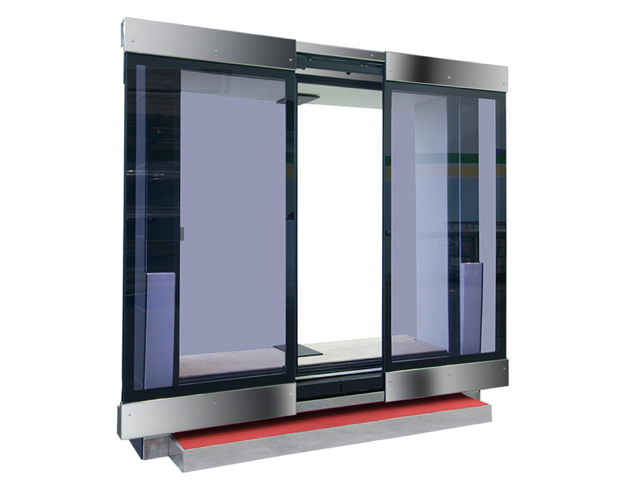 Latest from besenzoni automatic sliding door