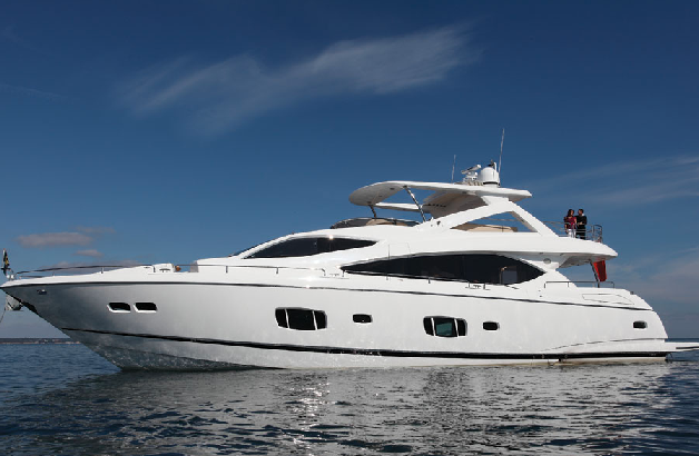 High Energy - Sunseeker 88 Luxury Motor Yacht. New. Builder: Sunseeker