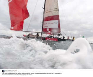 View large version of image: Louis Vuitton Trophy: Local Emirates Team New Zealand Wins