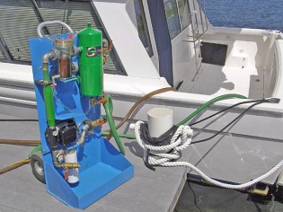View large version of image: Diesel fuel cleaning equipment www.fuelturbo.com