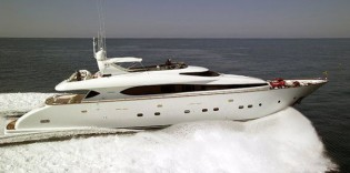 View large version of image: Superyacht Marnaya by Maiora shipyard