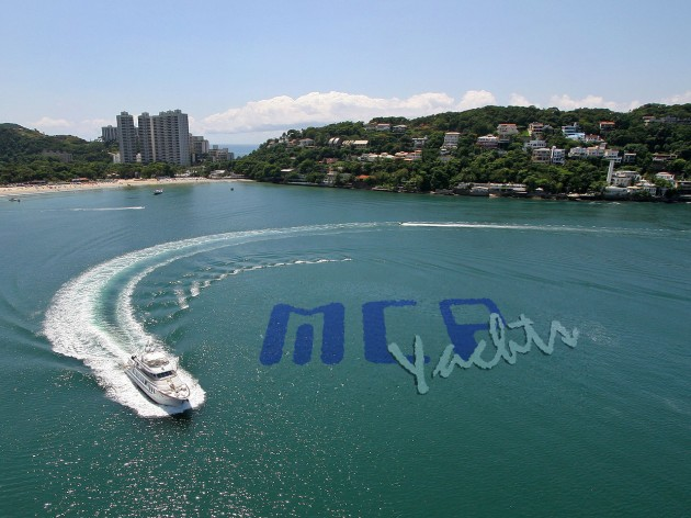 View large version of image: MCP Yachts Brazil & Yacht Red Pearl