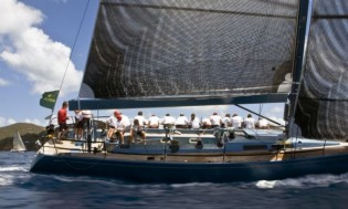 View large version of image: The International Rolex Regatta 2010 : A Treat for Spectators as Well as Competitors