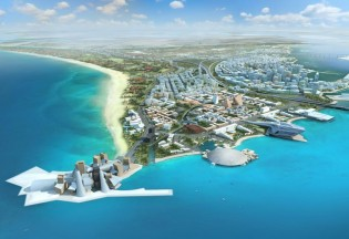 View large version of image: The Tourism Development and Investment Company's Projects Dazzle Abu Dhabi Yacht Show's Visitors