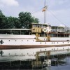 "1920-25, 30m. Motor Yacht ""Azor"" (Photo circa 2005)"