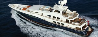 View large version of image: AMELS 171 Bel Abri Launched in Time for Norwegian Fjords Adventure