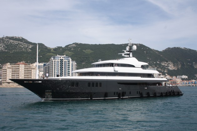 View large version of image: Superyacht ICON
