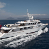 Mary-Jean Superyacht by Cantieri Navali Campanella sold by YPI Large Yacht Solutions