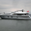 MotorYacht Meya Meya launched by Logos