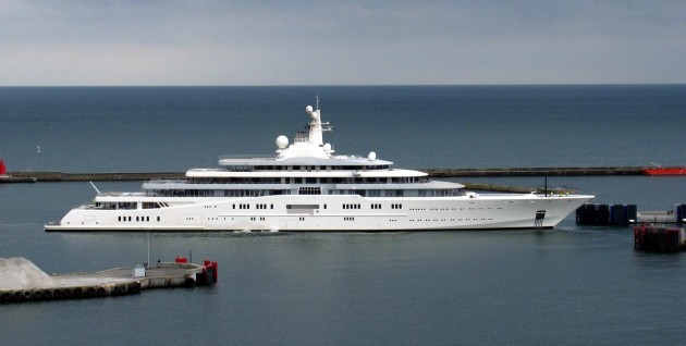 View large version of image: Picture of Motor Yacht ECLIPSE in Denmark