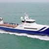 OBERON the first Sea Axe support vessel launched by Amels.