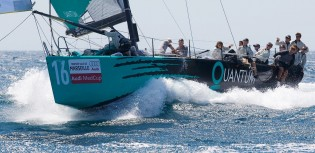 View large version of image: Quantum Racing USA partners with Sebag in developng new technical sailing equipment