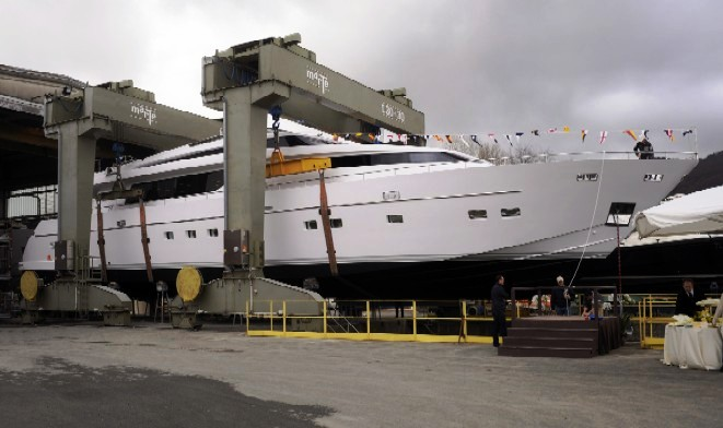 View large version of image: Sanlorenzo launches 33 Meter Motor Yacht SL108 ...