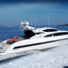 Motor yacht Mangusta 105 Sealyon has been sold by Merle Wood