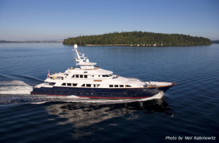View large version of image: Fraser Yachts and Northrop & Johnson sold the expedition yacht DEVOTION