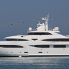 SuperYacht Mimtee launched by CRN