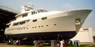 View large version of image: Kingship Launches 2nd Magellan 110 Superyacht