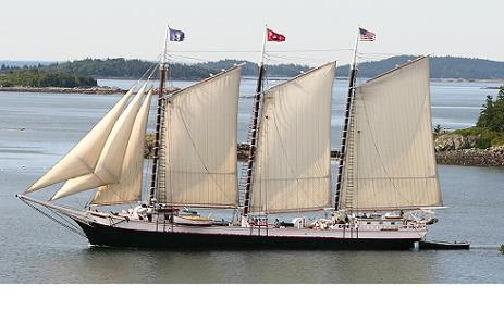 Yacht for Sale: 172' 1900 Schooner VICTORY CHIMES