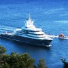 Superyacht Owner Roman Abramovich takes delivery of Explorer Yacht LUNA in Norway