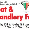 Medway Premier Boat & Chandlery Fair at Gillingham Marina, UK.
