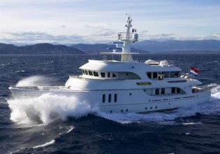 View large version of image: Superyacht My Issue II sold by Fraser Yachts and Nakhimov
