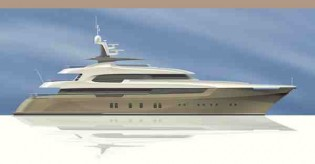 View large version of image: Rene van der Velden Yacht Design News