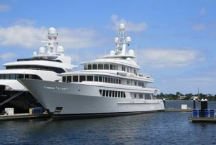 View large version of image: Refit of 72m Feadship Superyacht Utopia
