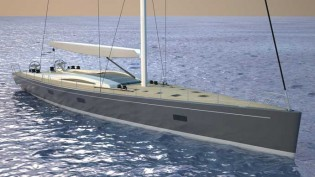 View large version of image: Update on the New 28.64m Southern Wind Superyacht